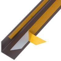 Алюминиевый уголок 20х20х1 (2,0м) Шампань Quick Stick
