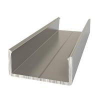 Накладной алюминиевый профиль П22 для с/д ленты